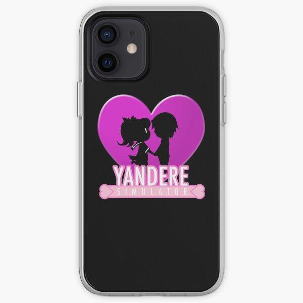 Yandere Simulator - Yandere Love Print iPhone Soft Case