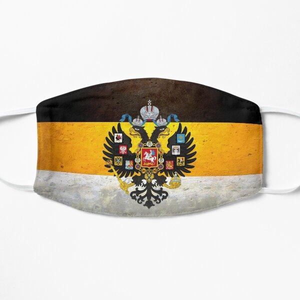 Russia, Russian National Emblem, Russian Flag, Russian Eagle, Russian Coat Of Arms (2021-3-RUS-4) Flat Mask