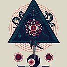 All Seeing by Hector Mansilla