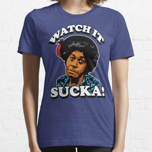 AUNT ESTHER WATCH IT SUCKA  Essential T-Shirt
