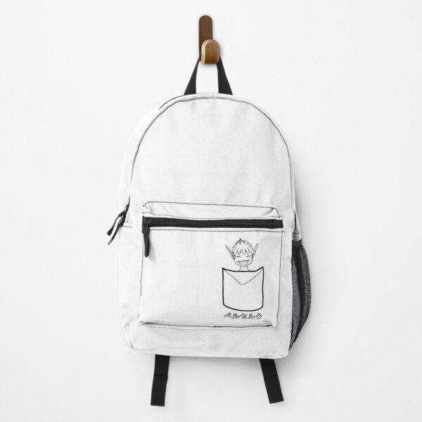 Little Warrior Backpack