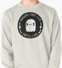 Ungeschickter Ghost Club Black Sweatshirt
