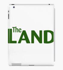 The Land Pavilion - Epcot iPad Case/Skin