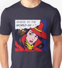 Pop Sandiego Unisex T-Shirt