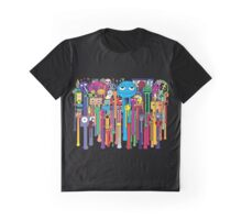 melting faces  Graphic T-Shirt