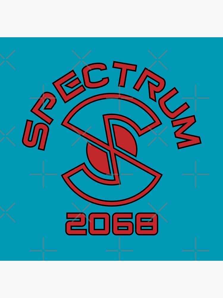 Captain Scarlet and the Mysterons Spectrum Logo by MultistorieDog