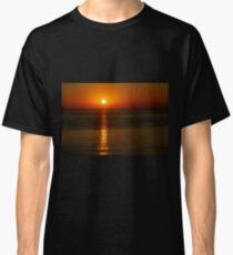 Orange Glow Classic T-Shirt