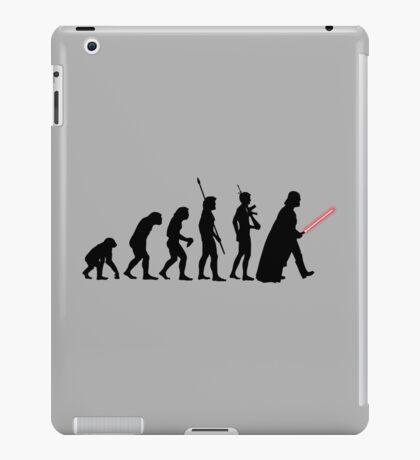 It's Evolution Baby! iPad Case/Skin