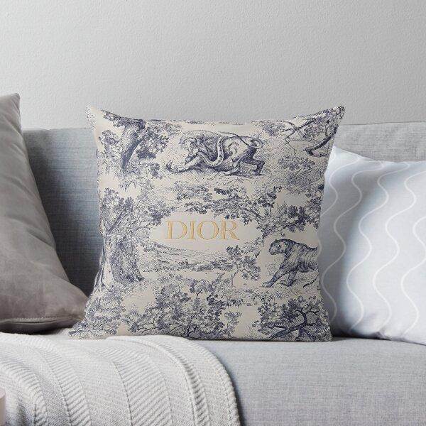 Unoriginals #3 - Blue Throw Pillow