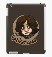 Basket Case V2 iPad Case/Skin