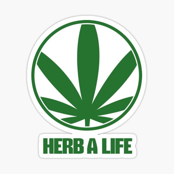 Herb A Life Sticker