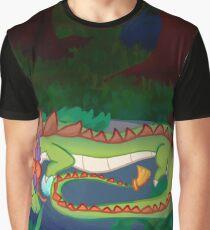 Dragon Lord's Nap Graphic T-Shirt