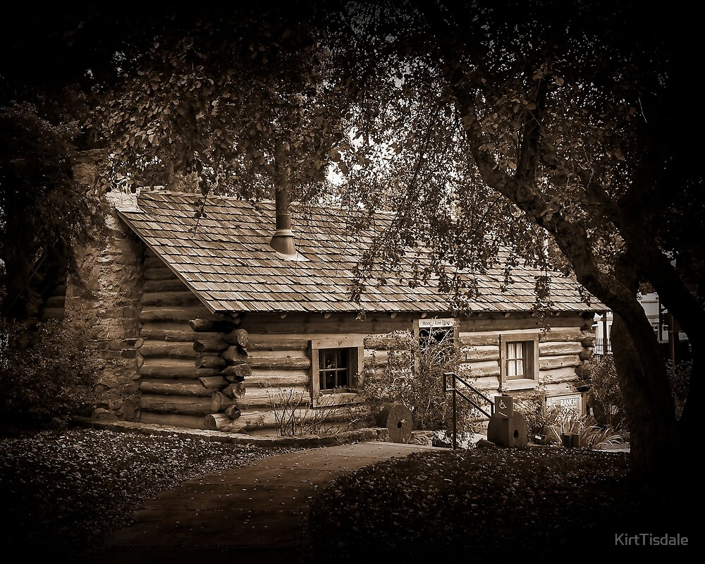 The Ranch House by KirtTisdale