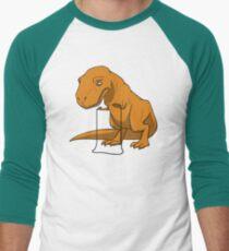 Foiled Again Men's Baseball ¾ T-Shirt