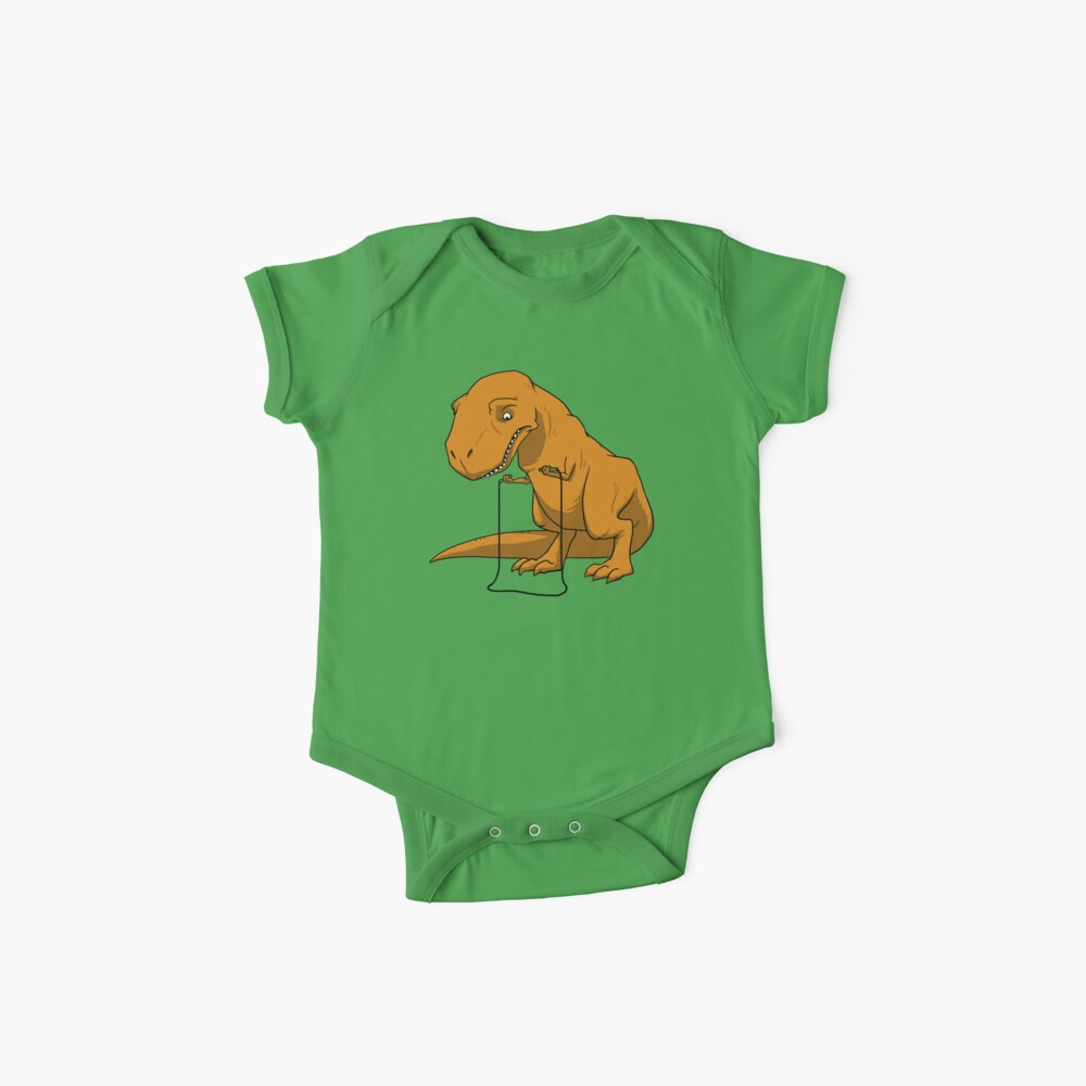 Foiled Again Baby One-Piece
