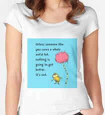 Unless Some One Like You Women's Fitted Scoop T-Shirt
