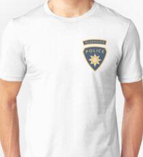 Bludhaven Police Badge Unisex T-Shirt