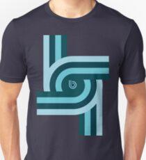 Twisting Bauhaus T-Shirt