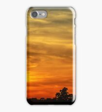 Sunset 3 iPhone Case/Skin