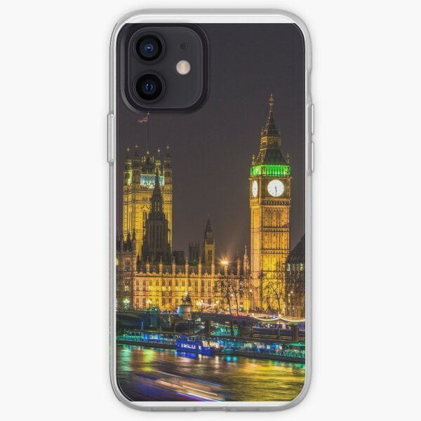 Big Ben's Night Out iPhone Soft Case