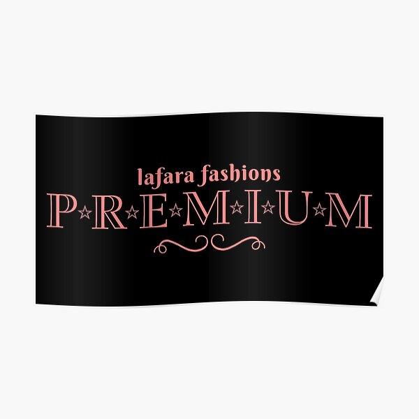 LaFara Fashion Premium Poster