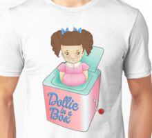 Dollie in a Box Unisex T-Shirt