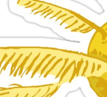 golden snitch Sticker