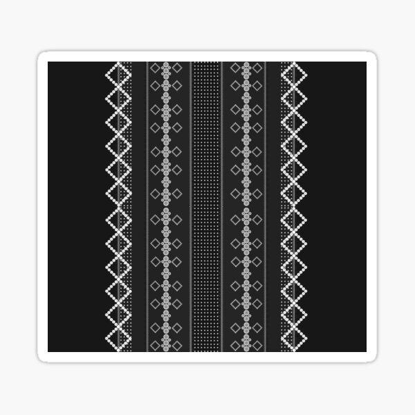 LaFara Stitches Decorations Sticker