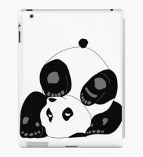 Playful Panda iPad Case/Skin