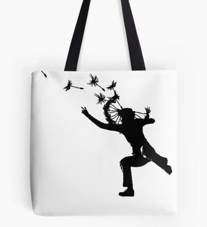 Dandelions Are Fun! Tote Bag