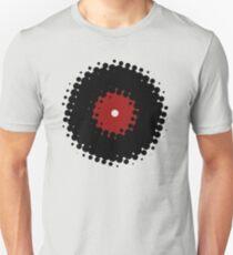 Vinyl Records Retro Vintage 50's Style Unisex T-Shirt