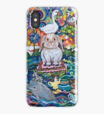 Ocean tea-party iPhone Case/Skin