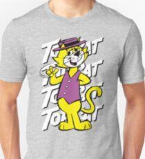 Camiseta unisex Arriba el gato