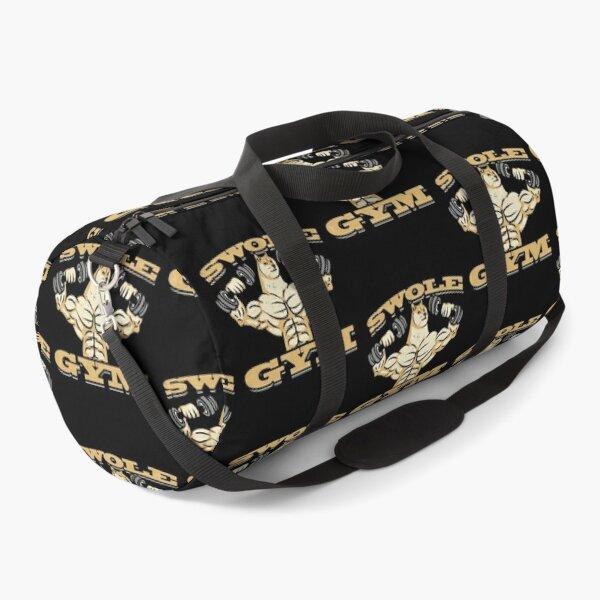 Swole Gym Duffle Bag