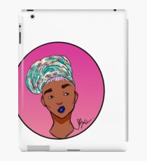 Headscarf iPad Case/Skin