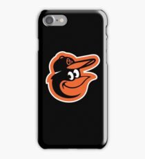 Redskins Orioles iPhone Case/Skin