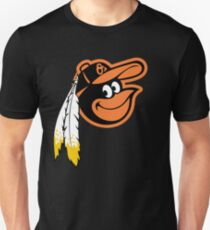 Redskins Orioles T-Shirt