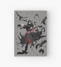 uchiha itachi style Hardcover Journal