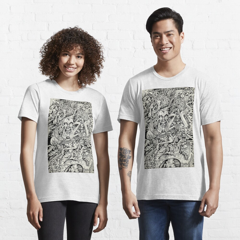 The Adept, or a freakish transfiguration. Essential T-Shirt