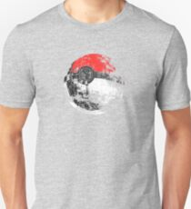 Pokeball Death Star T-Shirt