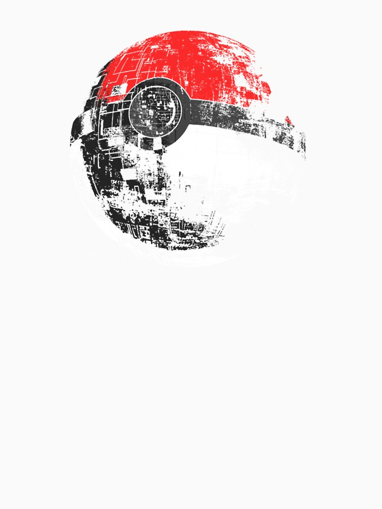 Pokeball Death Star | Classic T-Shirt