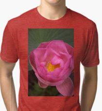 Lusciousness Of The Lotus Blossom Tri-blend T-Shirt