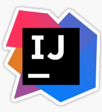 Intellij  Sticker