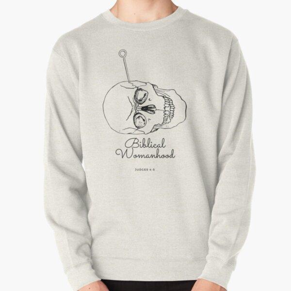 Biblical Womanhood Pullover Sweatshirt