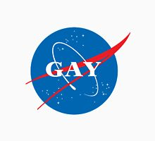 space gay Unisex T-Shirt