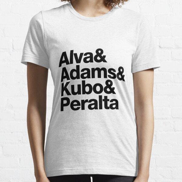 Alva & Adams & Kubo & Peralta Essential T-Shirt
