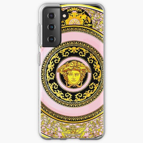 Laris Lagi Yo Versaces Versaces Yo Samsung Galaxy Soft Case