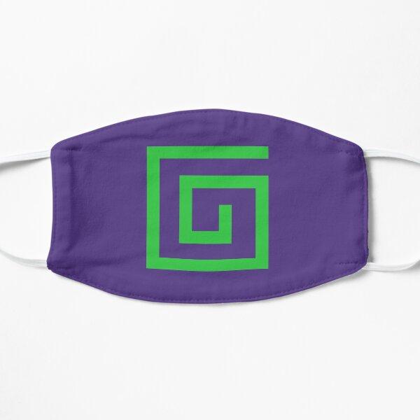 Karl Jacobs Logo Minecraft Flat Mask