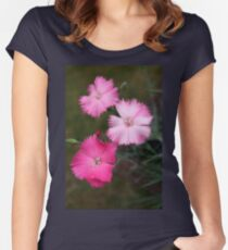 Pinks Women's Fitted Scoop T-Shirt