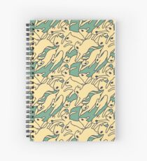 felidae Spiral Notebook